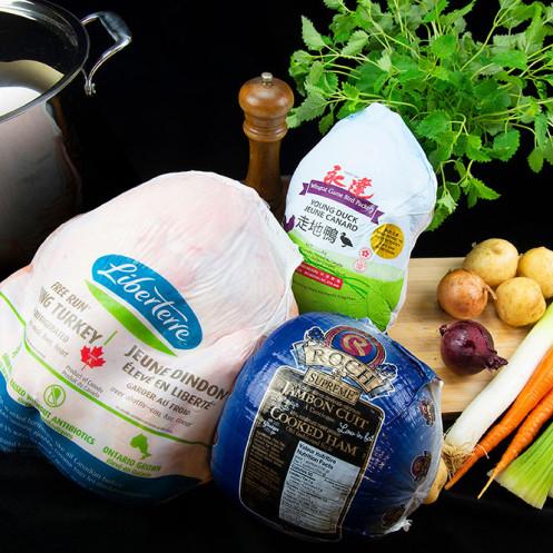 Emballage écologique pour l'industrie des viandes et volailles en Ontario (en anglais)