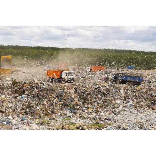 Le pourcentage de recyclage du plastique est faible