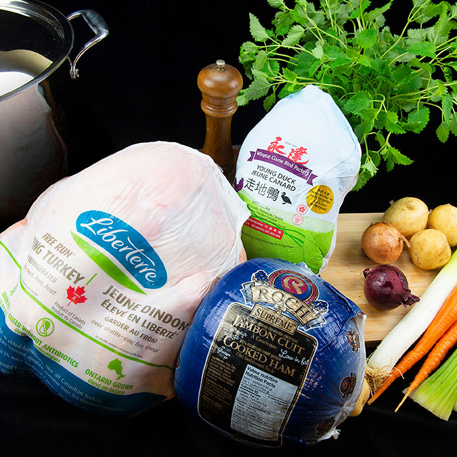 Sustainable Packaging for the Meat and Poultry industry in Ontario