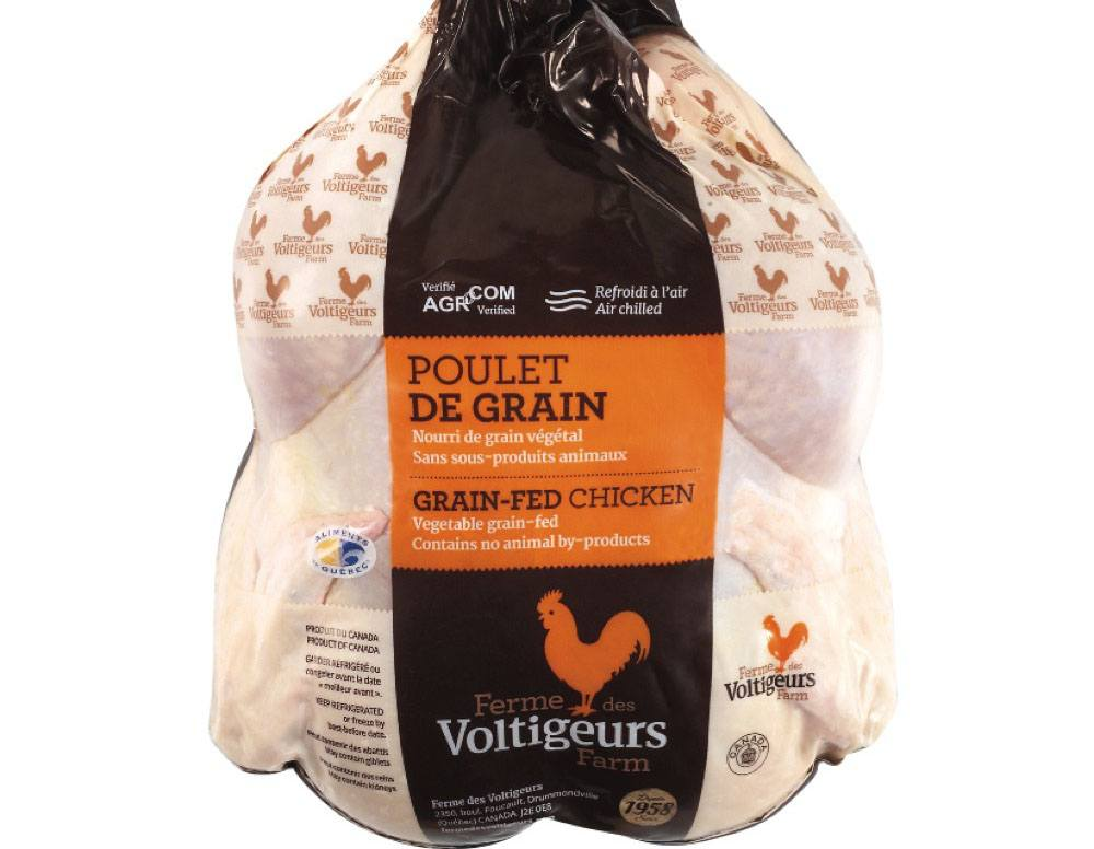 Poultry processor delighted with eye-catching shrink bag