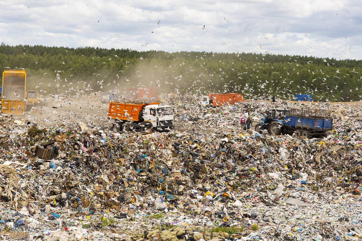Canadian plastic recycling is far from good